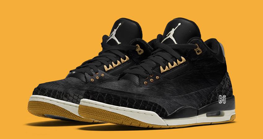 Have A Look At The Upcoming Nike Air Jordan 3 Animal Pack 02
