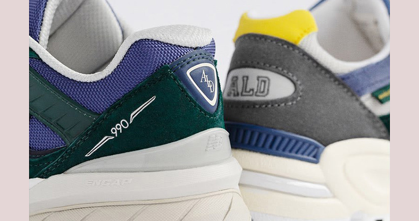 Here Is The First Look At The Aimé Leon Dore New Balance 990 Collab 02