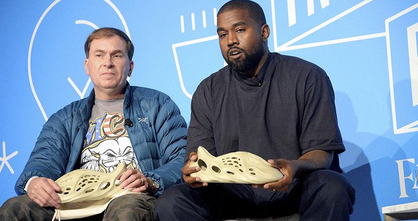 Kanye West's Upcoming adidas Yeezy Clog Will Be Made of Algae 01