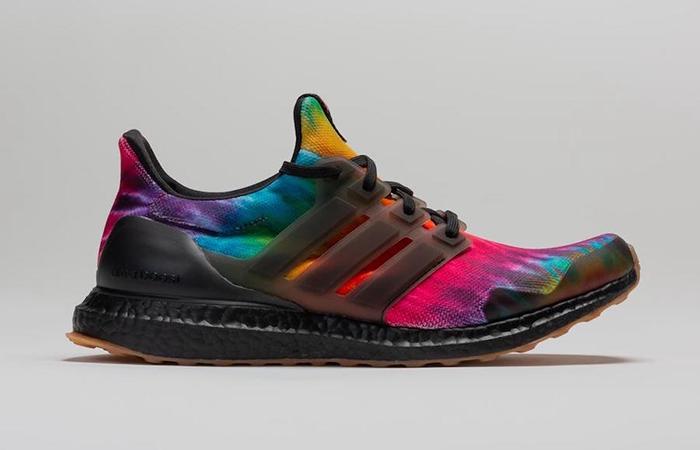 Nice Kicks adidas Ultra Boost Woodstock Teases A Black Multi Colourways ft