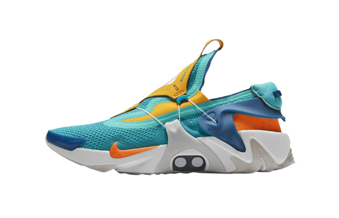 Nike Adapt Huarache Hyper Jade CT4092-300 01