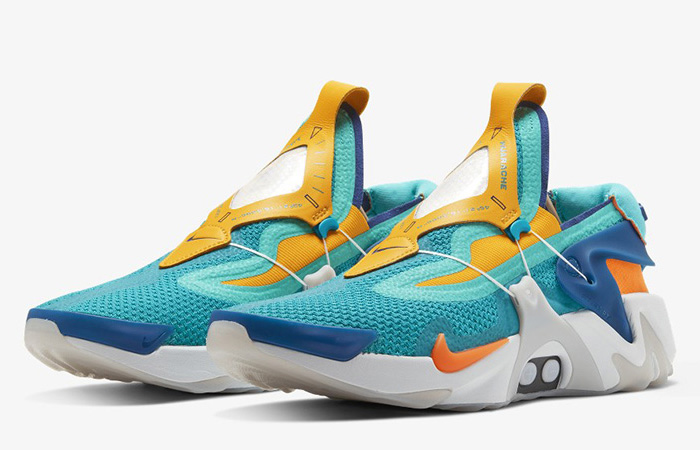 Nike Adapt Huarache Hyper Jade CT4092-300 02