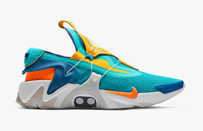 Nike Adapt Huarache Hyper Jade CT4092-300 03