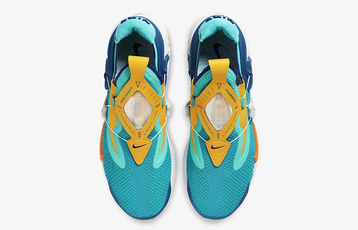 Nike Adapt Huarache Hyper Jade CT4092-300 04