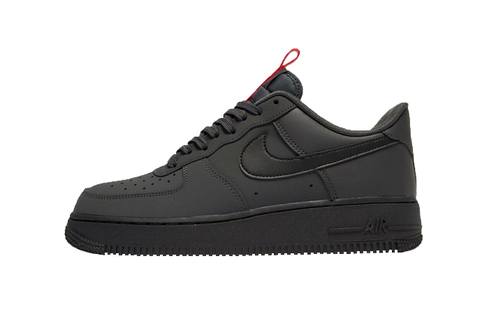 Nike Air Force 1 07 Black BQ4326-001 01