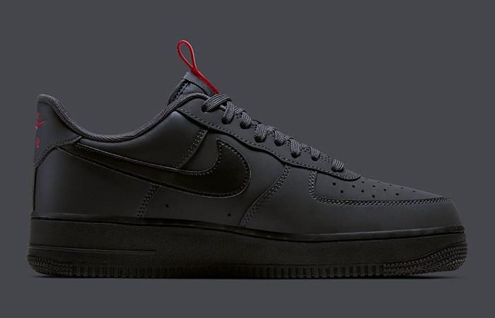 Nike Air Force 1 07 Black BQ4326-001 03