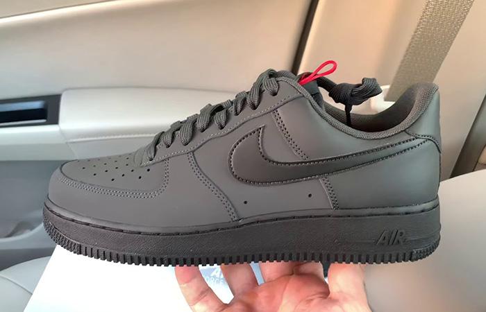 Nike Air Force 1 07 Black BQ4326-001 06