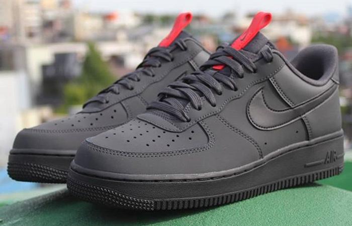 Nike Air Force 1 07 Black BQ4326-001 07