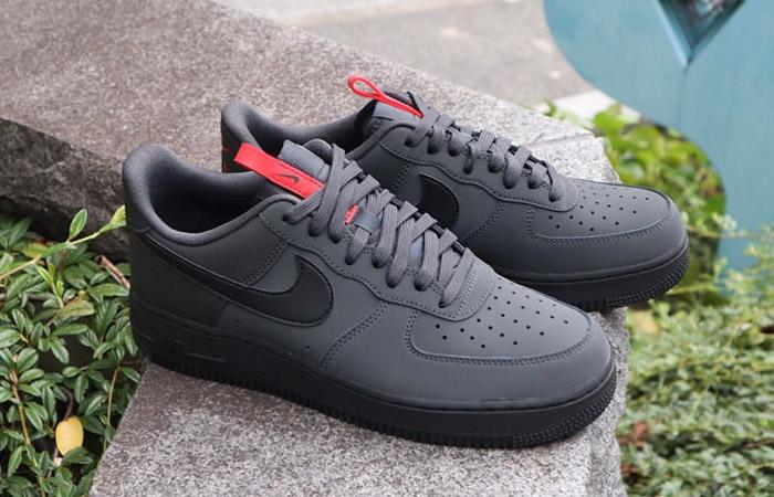 Nike Air Force 1 07 Black BQ4326-001 08