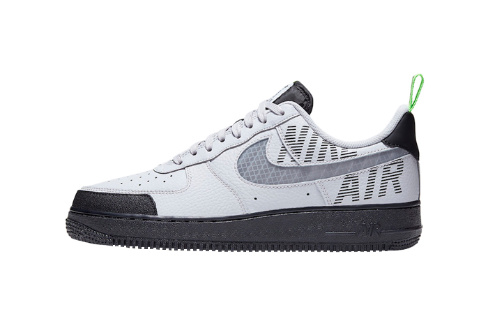 Nike Air Force 1 Low 07 LV8 Grey BQ4421-001 01