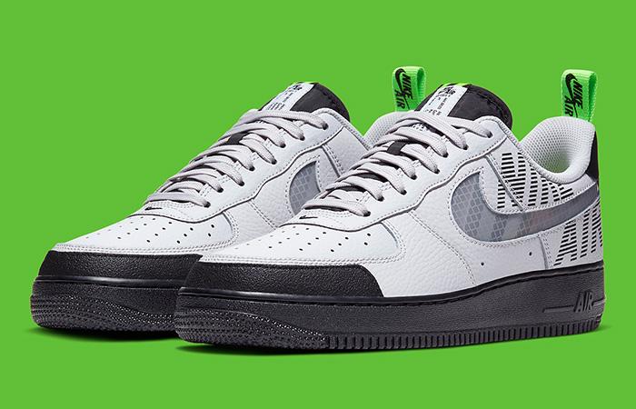 Nike Air Force 1 Low 07 LV8 Grey BQ4421-001 02
