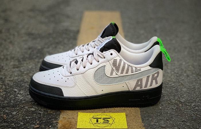 Nike Air Force 1 Low 07 LV8 Grey BQ4421-001 06