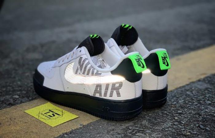 Nike Air Force 1 Low 07 LV8 Grey BQ4421-001 08