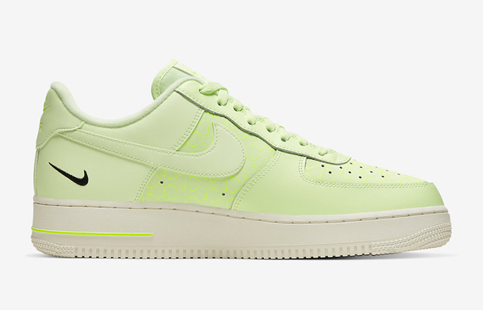 Nike Air Force 1 Low Just Do It Neon CT2541-700 03