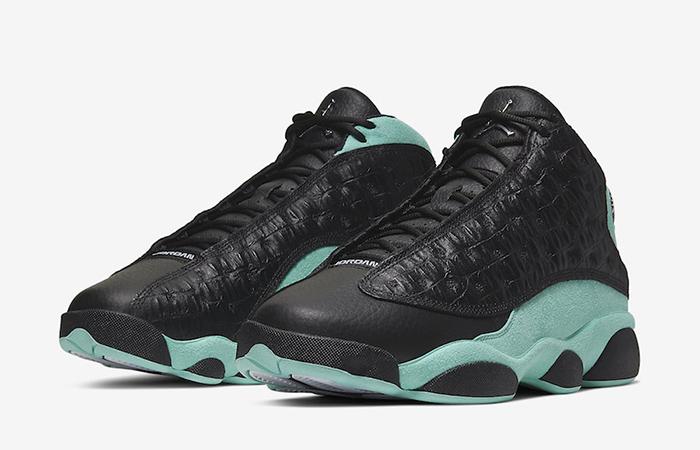 Nike Air Jordan 13 Iceland Green 414571-030 02