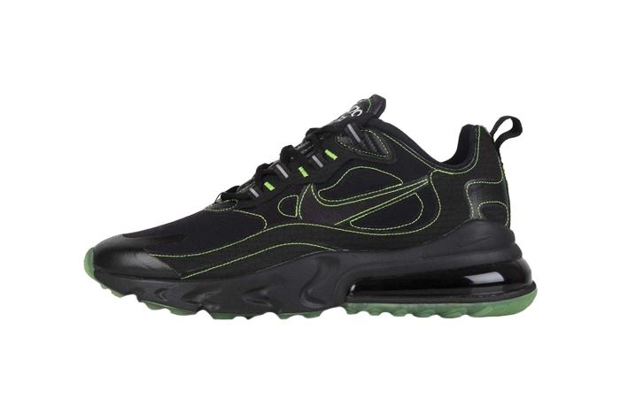 Nike Air Max 270 React SP Black CQ6549-001 01