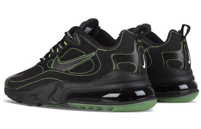 Nike Air Max 270 React SP Black CQ6549-001 03
