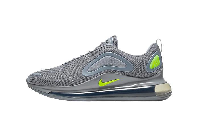 Nike Air Max 720 Grey Volt CT2204-001 01