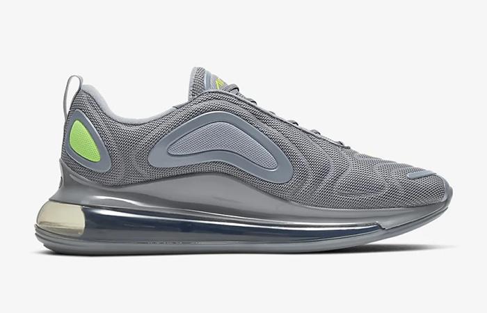 Nike Air Max 720 Grey Volt CT2204-001 03
