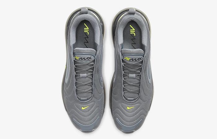 Nike Air Max 720 Grey Volt CT2204-001 04