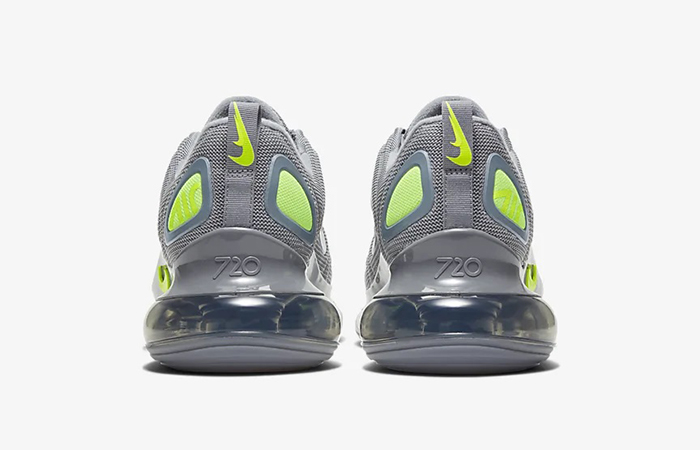 Nike Air Max 720 Grey Volt CT2204-001 05