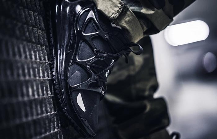 Nike Air Max 720 Horizon Core Black BQ5808-002 on foot 03