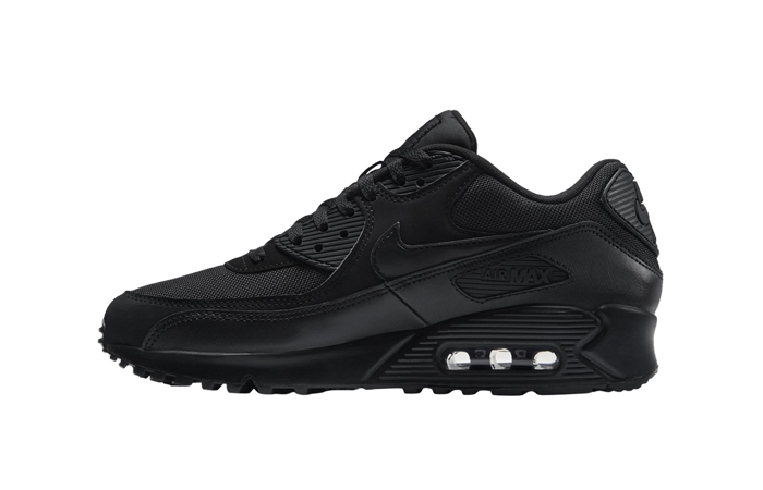 Nike Air Max 90 Core Black 01