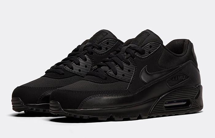 Nike Air Max 90 Core Black 02