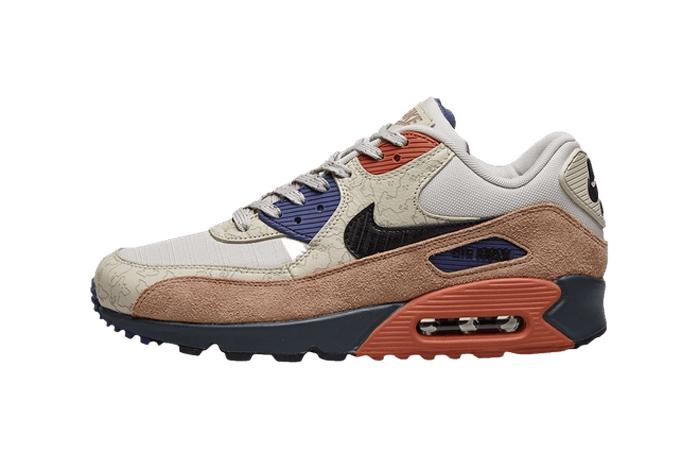 Nike Air Max 90 NRG Desert Sand CI5646-001 01