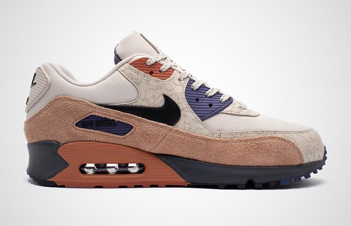 Nike Air Max 90 NRG Desert Sand CI5646-001 03