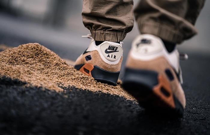 Nike Air Max 90 NRG Desert Sand CI5646-001 on foot 03