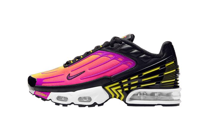 Nike Air Max Plus 3 Hyper Purple Cj9684 003 Fastsole