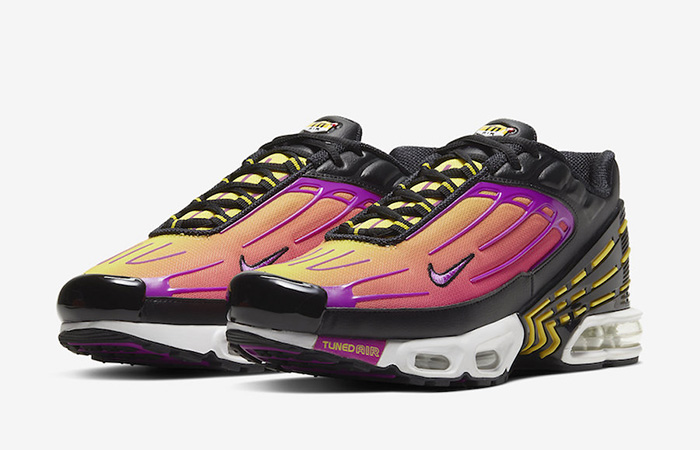 Nike Air Max Plus 3 Hyper Purple CJ9684-003 02