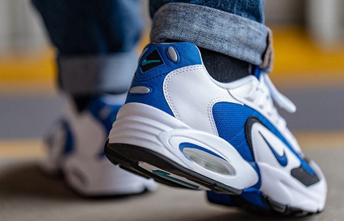 Nike Air Max Triax 96 Blue Royal CD2053-106 on foot 02