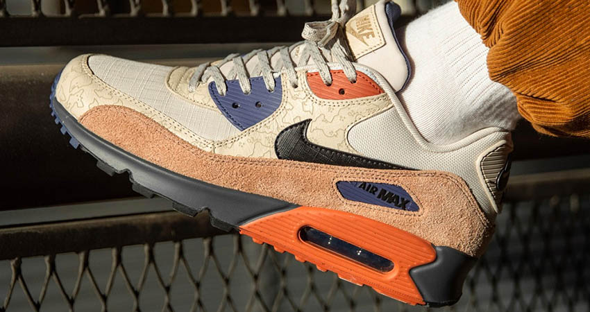 Nike Celebrates 30th Anniversary With New Colourway Of Air Max 90 01