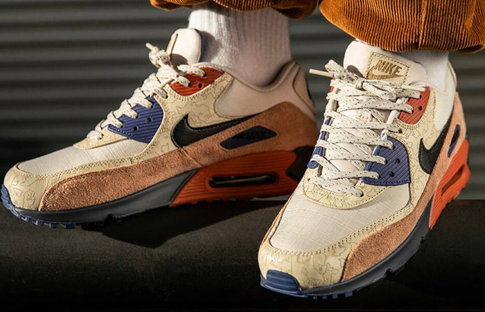 Nike Celebrates 30th Anniversary With New Colourway Of Air Max 90 ft