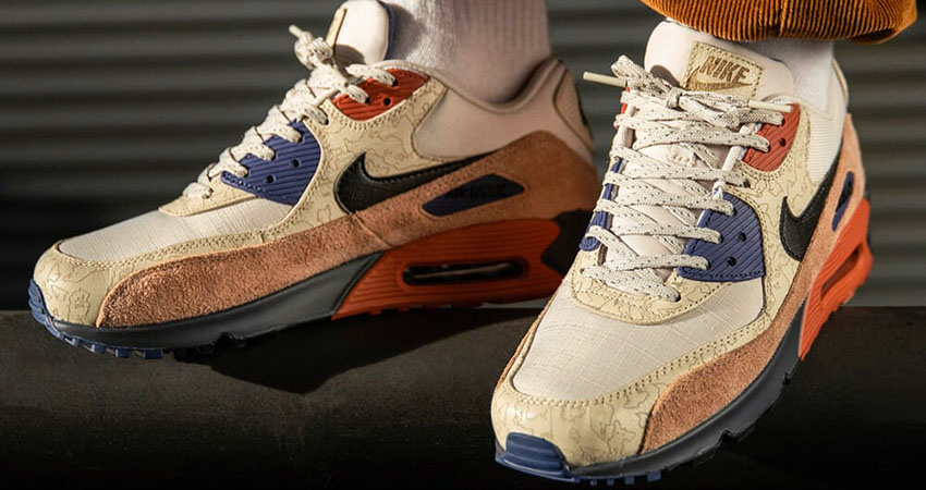 Nike Celebrates 30th Anniversary With New Colourway Of Air Max 90