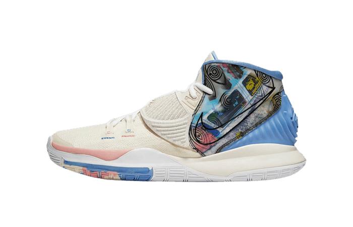 Nike Kyrie 6 Pre-Heat LA CN9839-101 01