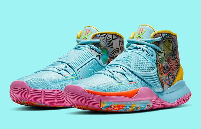Nike Kyrie 6 Pre-Heat Miami CN9839-404 02