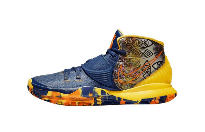 Nike Kyrie 6 Pre-Heat Taipei CQ7634-401 01
