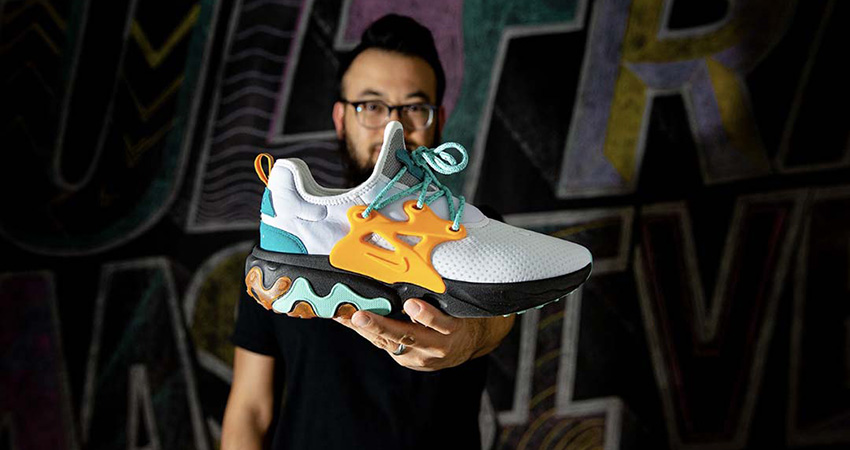 Nike React Presto HumanKIND Is Designed To Spreads A Message Of Humanity 01