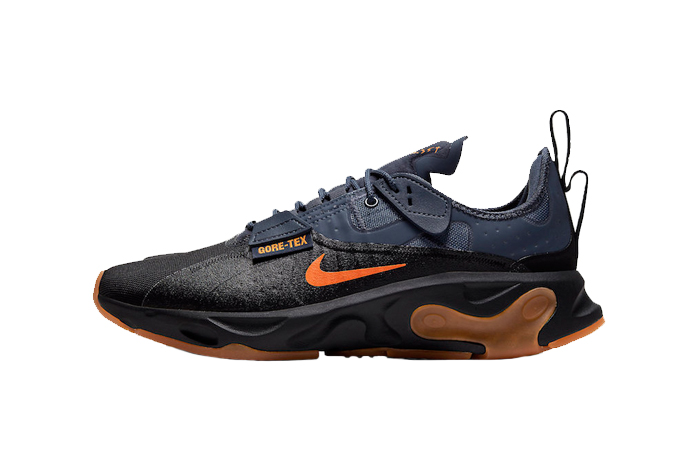Nike React-Type GTX Navy Orange BQ4737-001 01