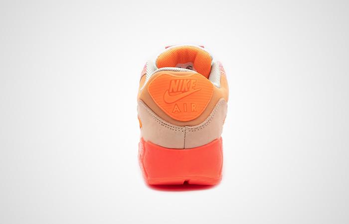 Nike Womens Air Max 90 Pink Shade CT3449-600 04