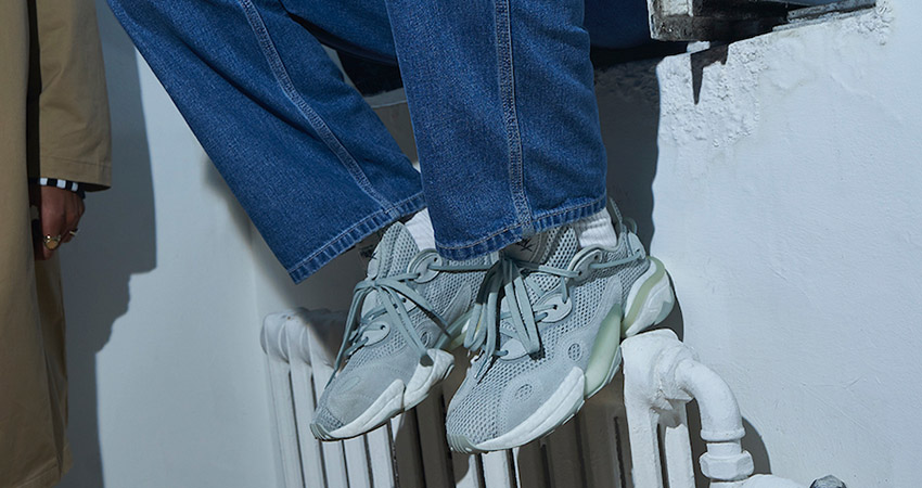On Foot Look At The adidas Torsion X Ash Silver 02