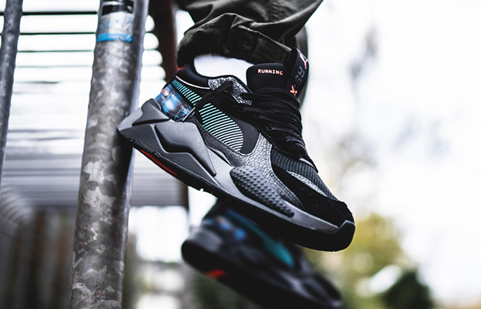 Puma Releases RS-X Blade Runner ft
