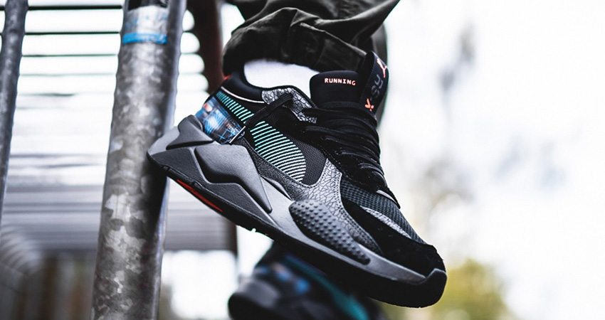 Puma Releases RS-X Blade Runner