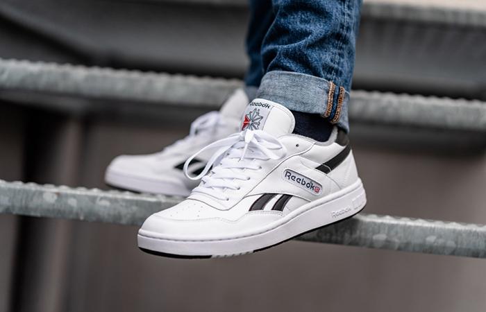 reebok shoes on feet