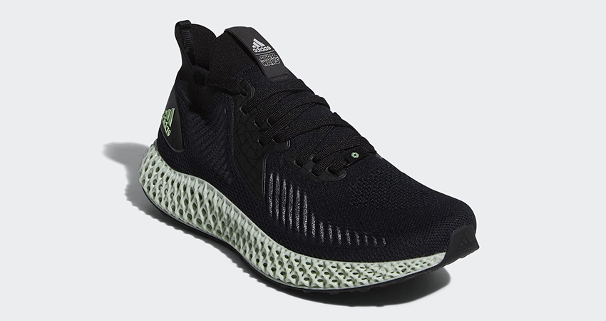 Star Wars And adidas To Release A New Series AlphaEdge 4D 'Death Star' 01