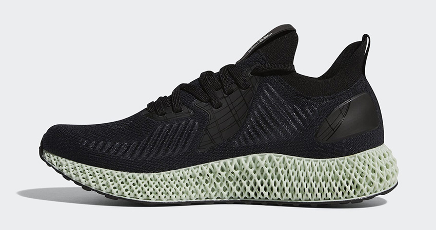 Star Wars And adidas To Release A New Series AlphaEdge 4D 'Death Star'