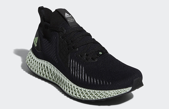 Star Wars adidas Alphaedge 4D Death Star Black FV4685 02